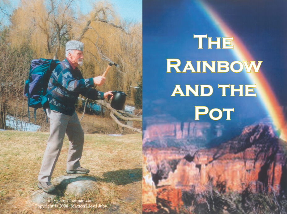 The Rainbow And The Pot, By Max Jubyv