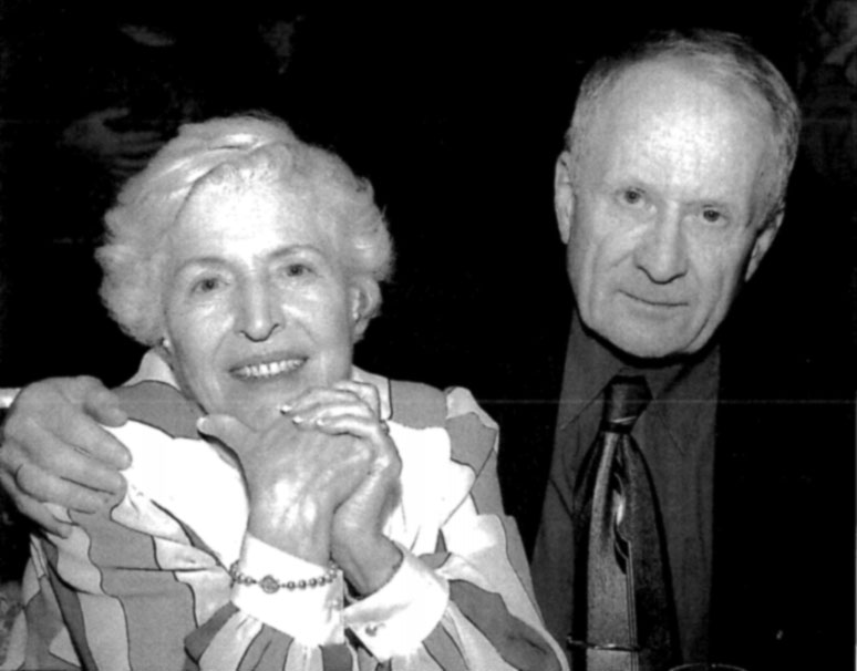 Max Juby and Wife Anne